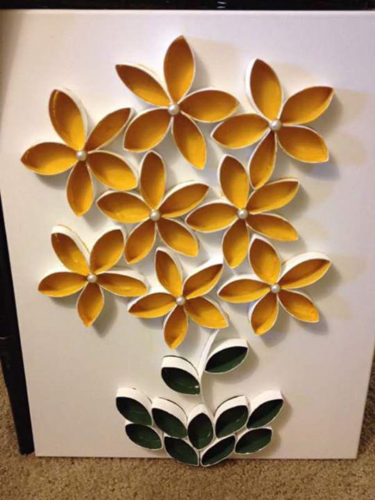 Membuat Kerajinan Dari Kertas Karton : membuat, kerajinan, kertas, karton, Kerajinan, Kardus, Origami