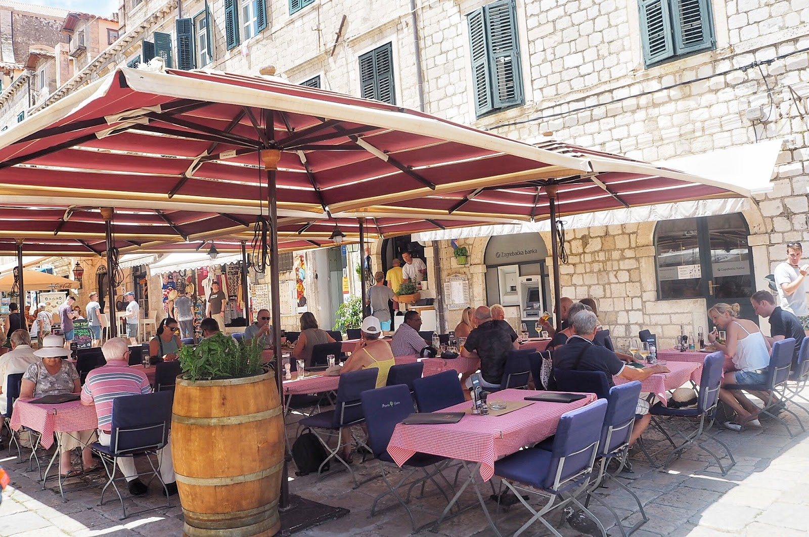 Food, dining, Dubrovnik, Croatia, Food blog, Restaurant, Pizza, Pizzeria Castro