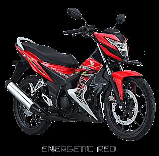 Harga Motor Honda New Sonic 150r