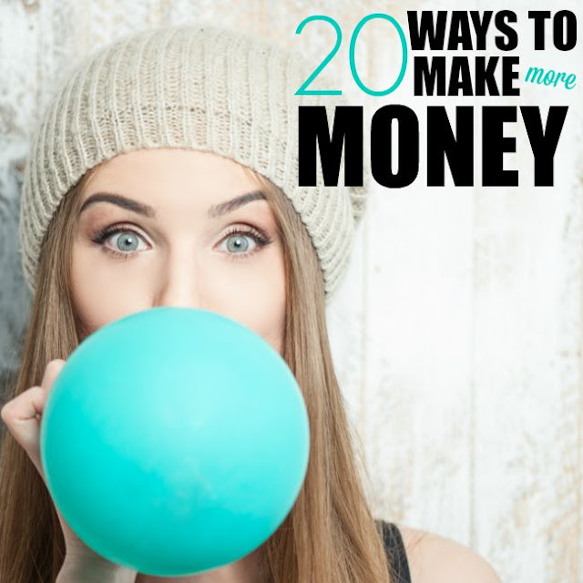 20 Ideas To Make Money With Little Investment