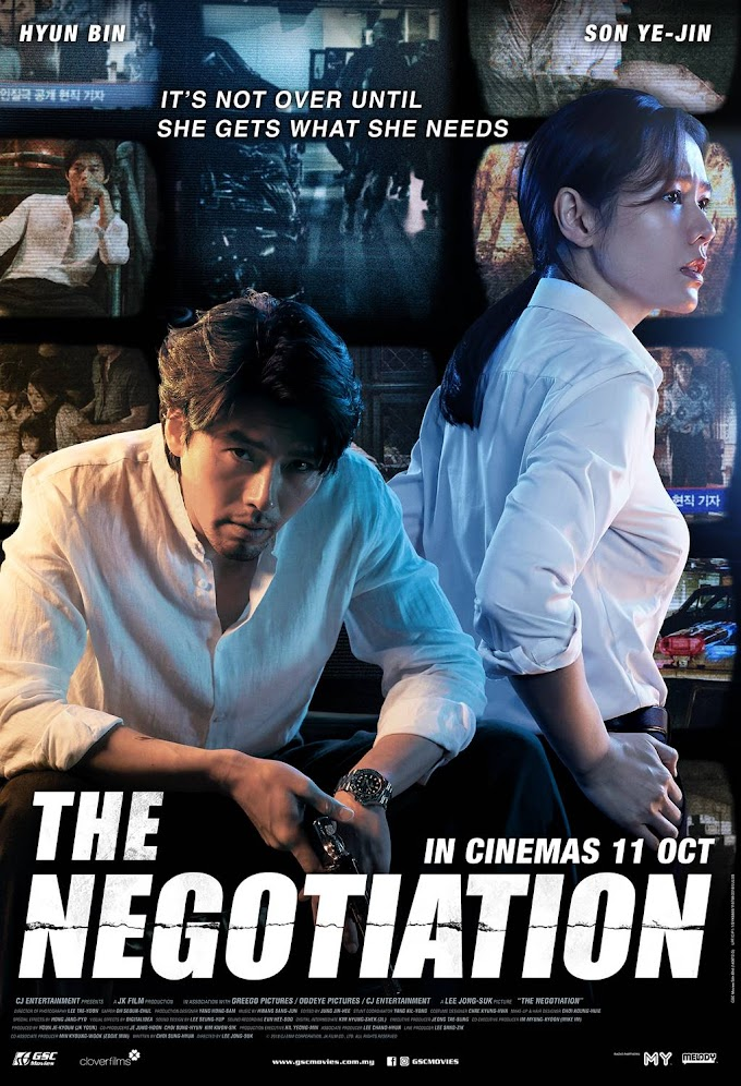 Review Filem The Negotiation