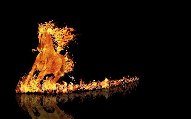 Paard van vuur