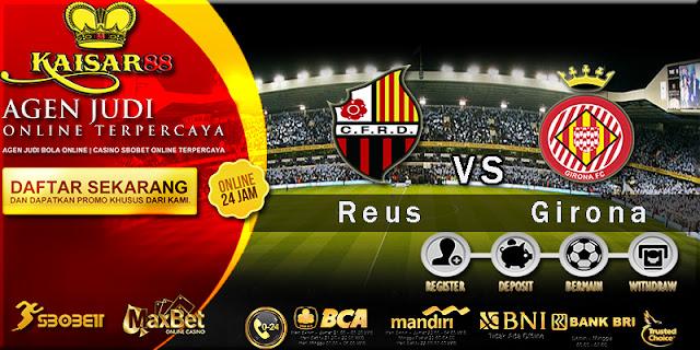Prediksi Bola Jitu Reus vs Girona 9 Agustus 2018