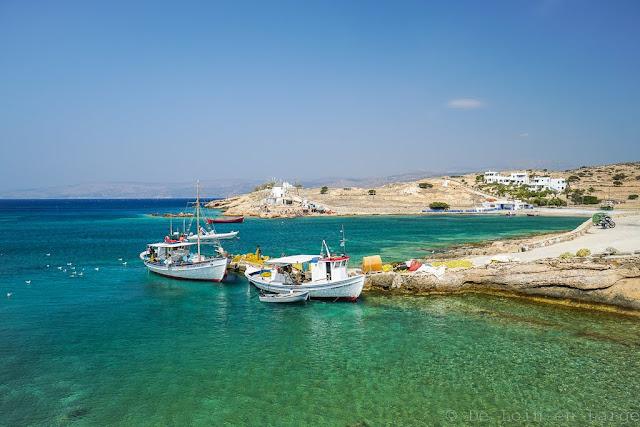 Baie de Loutro-Koufonissia-Pano Koufonissi-Cyclades