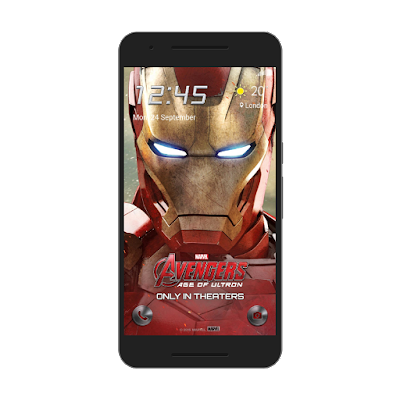 Avengers Theme Apk