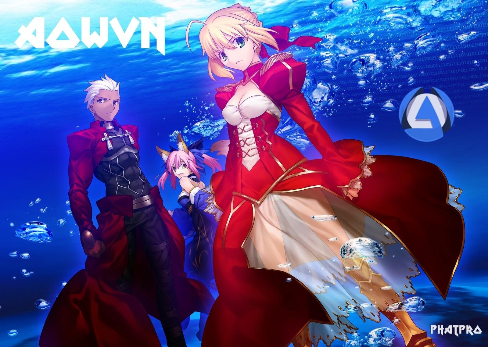 FE%2B %2BPhatpro%2B%25283%2529 - [ Anime 3gp Mp4 ] Fate/Extra Last Encore | Vietsub - Siêu Phẩm Cực Hay