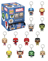 Pop! Keychain Blindbag: Marvel
