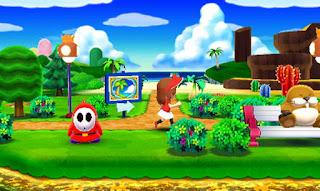 Mario Golf World Tour 3DS CIA Fan Service