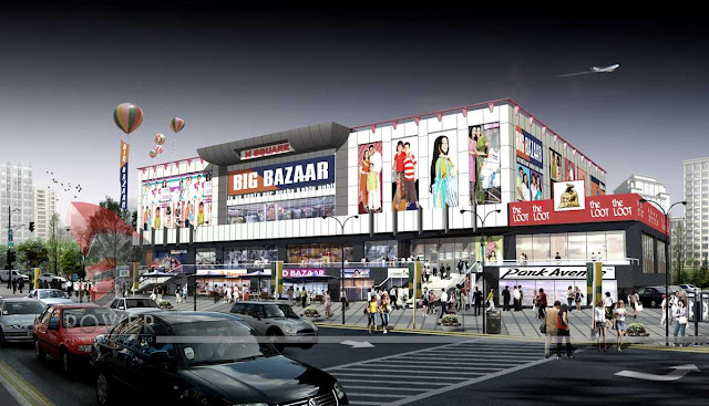 3d Shopping Mall Design,3d architectural shopping mall animation