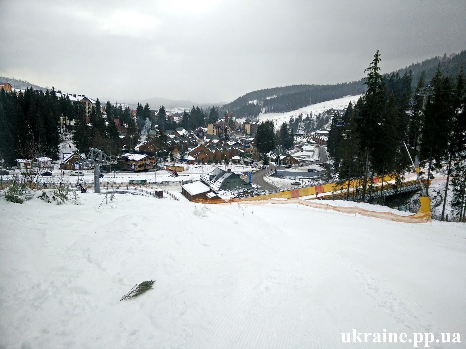 Буковель горнолыжный курорт фото