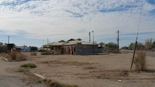 Bombay Beach and Niland Abandoned Places on the Salton Sea