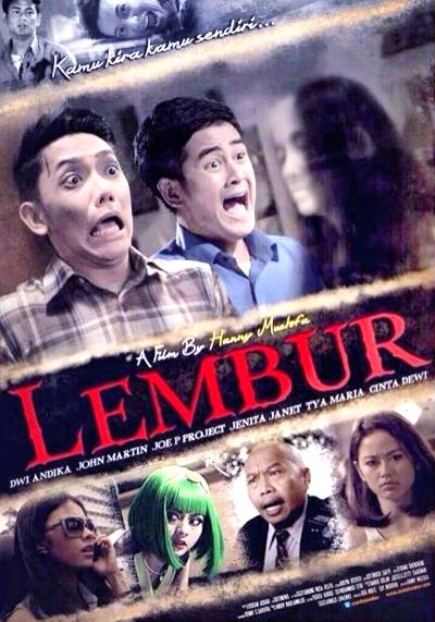 Lembur Film Poster, Download Poster Lembur