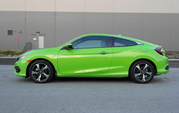 2016 Honda Civic Coupe 2.0L Manual Review