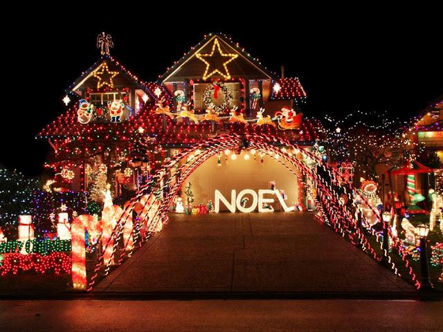 amazing style of christmas decoration