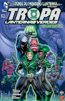Os Novos 52! Tropa dos Lanternas Verdes #20