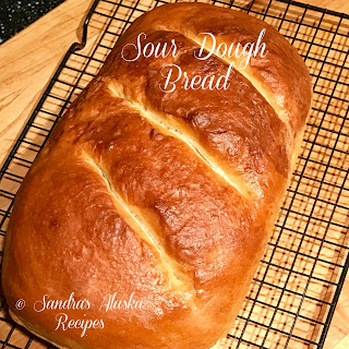 how to make sour bread starter
