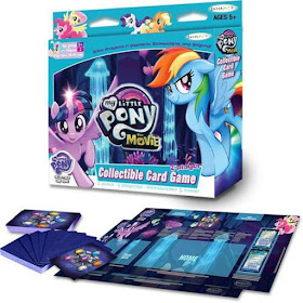 My Little Pony Cardgame Seaquestria Set Listed on Toywiz