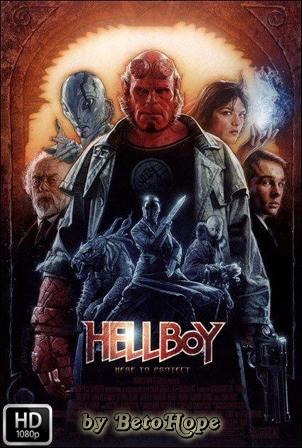 Hellboy [2004] [Latino-Ingles] HD 1080P Latino [Google Drive] GloboTV