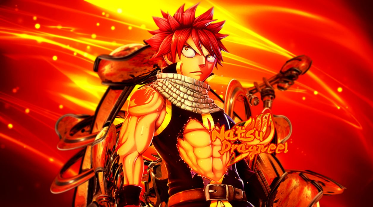 Wallpaper MAG guy anime art fairy tail Natsu Dragneel images