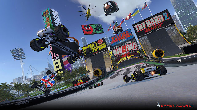 Trackmania Turbo Gameplay Screenshot 3