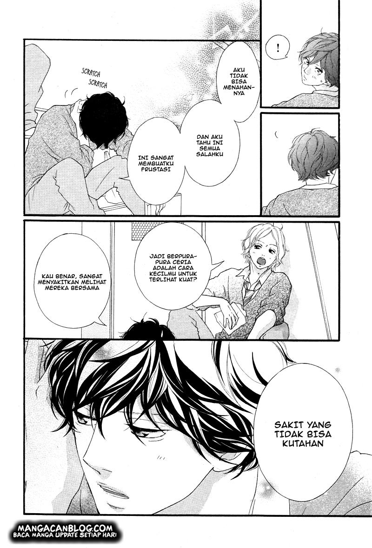 Ao Haru Ride Chapter 35-11