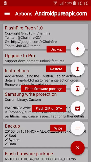 Flashfire Pro Apk