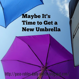 Maybe It's Time to Get a New Umbrella