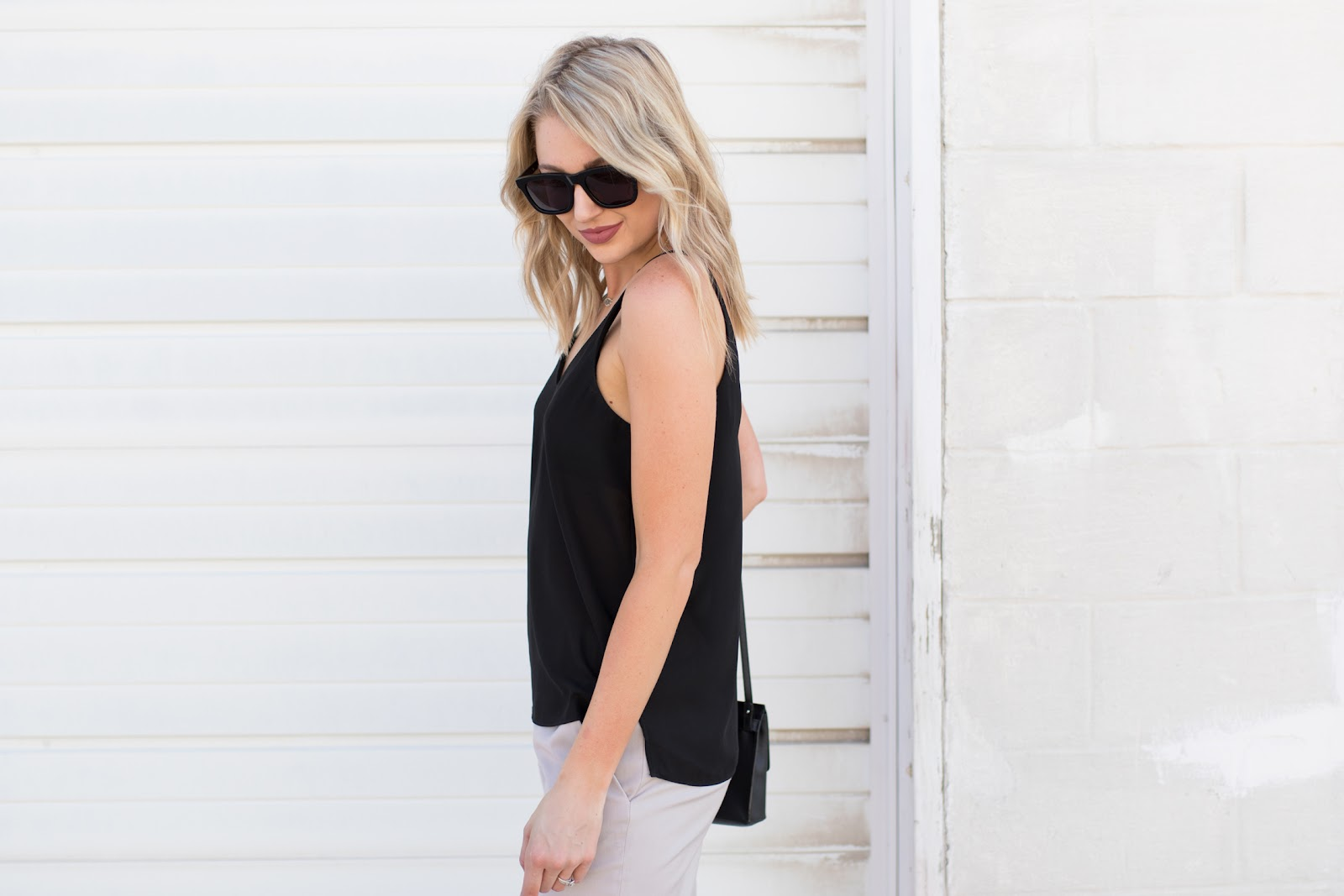Black and gray for summer