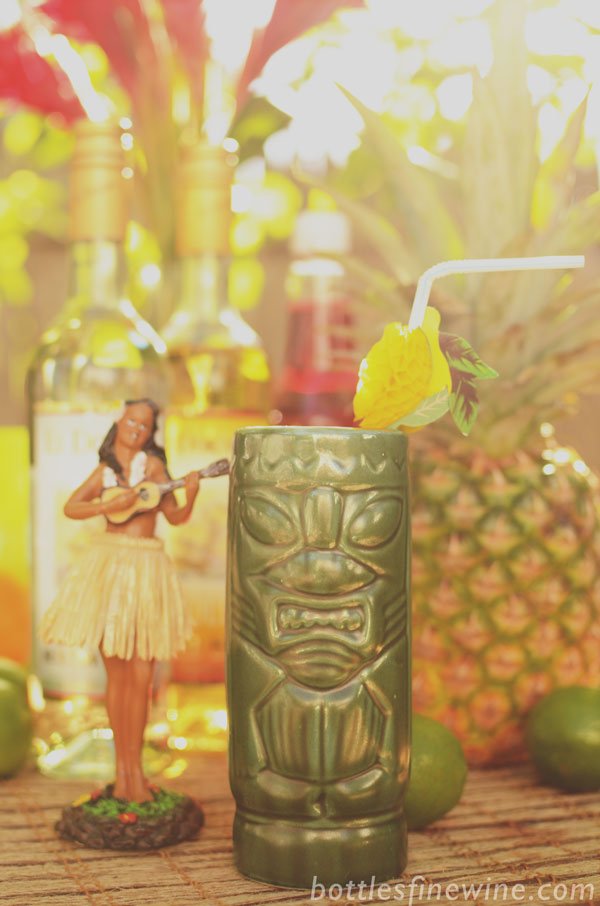 tiki drink cocktail recipes