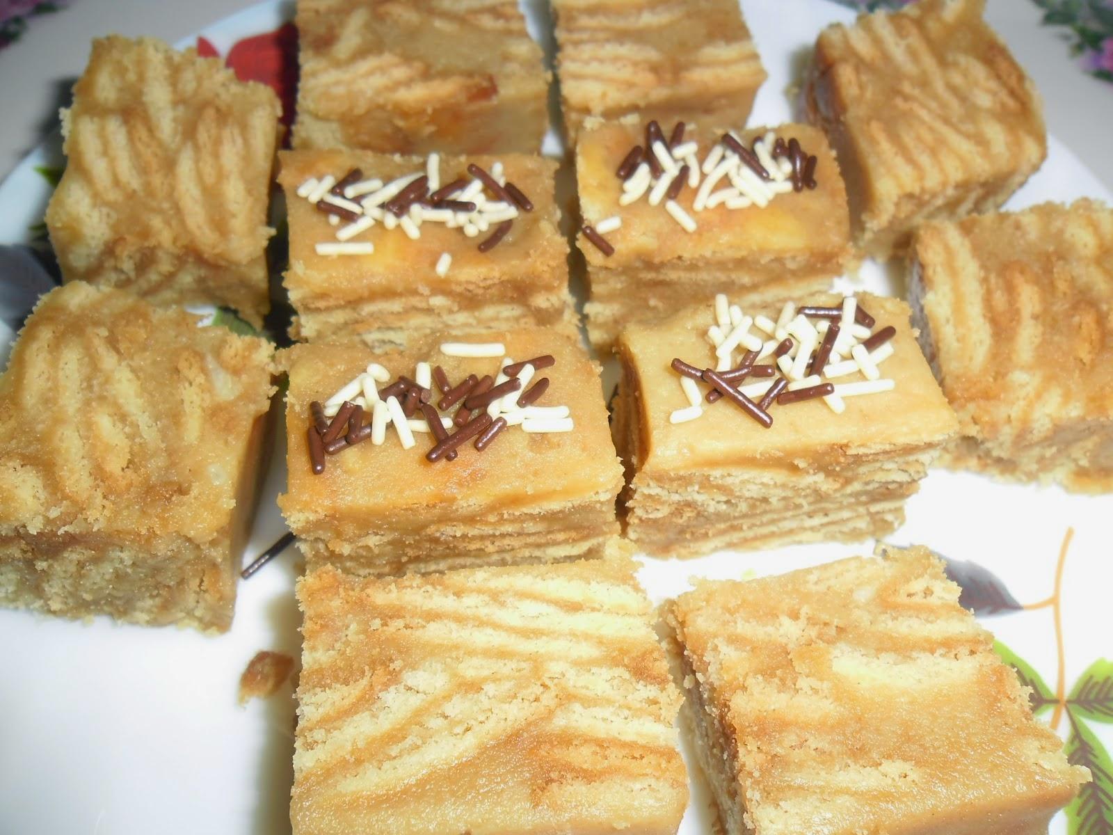 Resepi Kek Batik Horlick Resepi Popular