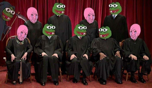 MEME UPDATE: JUSTICE KENNEDY'S RETIREMENT LOWERS THE CUCK COUNT