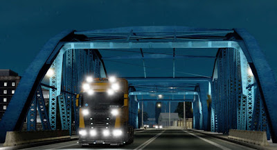 ETS2 ~ Realistic AI Lights ~ [1.33]