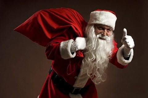 """Mừng mùa lễ hội Giáng sinh 2018: """"Bật mí"""" về ông già Noel và tuần lộc"""