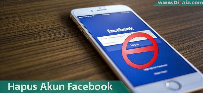 Cara Menghapus Akun Facebook Sendiri / Orang Lain Secara Permanen Selamannya