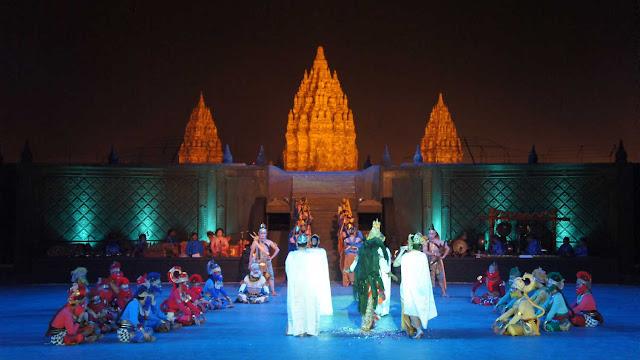 Klik untuk melihat Wisata Malam Jogja Ramayana Ballet