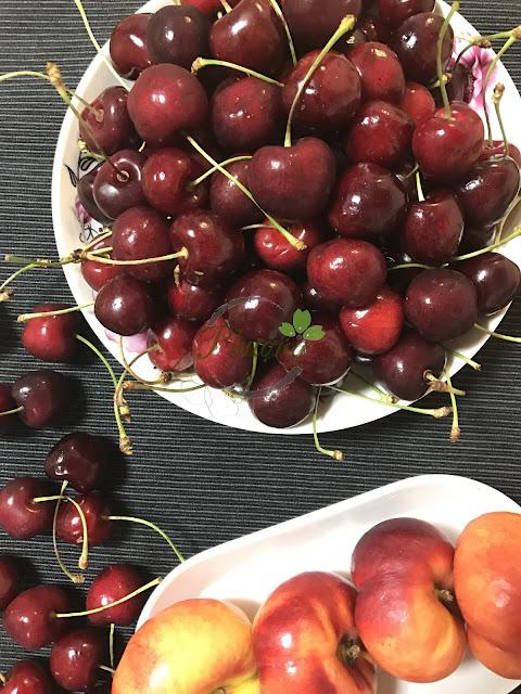 Mùa cherry ở nước Nga