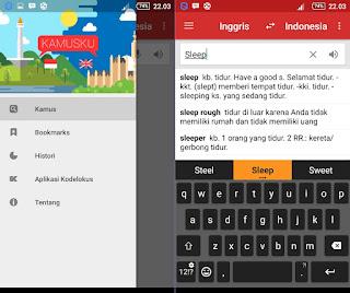 Aplikasi Kamus Indonesia-Inggris Terbaik