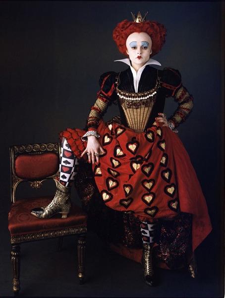 Alice In Wonderland Evil Queen