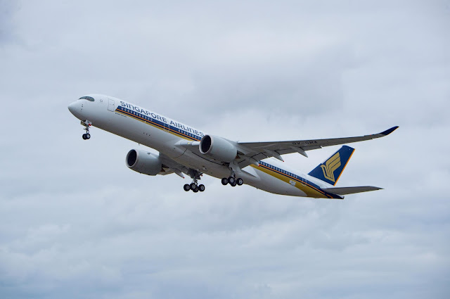 Singapore Airlines Airbus A350-900 XWB