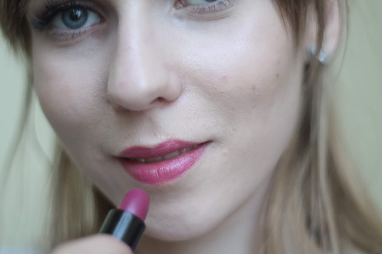 Zrobiłam własną, naturalną szminkę- z wizytą w warszawskim Lip Labie