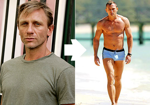 All Top Hollywood Celebrities Daniel Craig Pictures