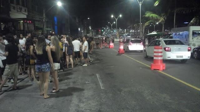 Embasa deixa bares e restaurantes do Largo de Santana sem água final de semana e o caso vai parar na justiça