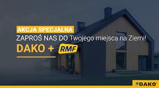 Konkurs DAKO na antenie RMF FM. Do wygrania 30 000 zł!