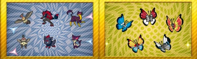 Nuevas insignias de Pokémon para Nintendo Badge Arcade