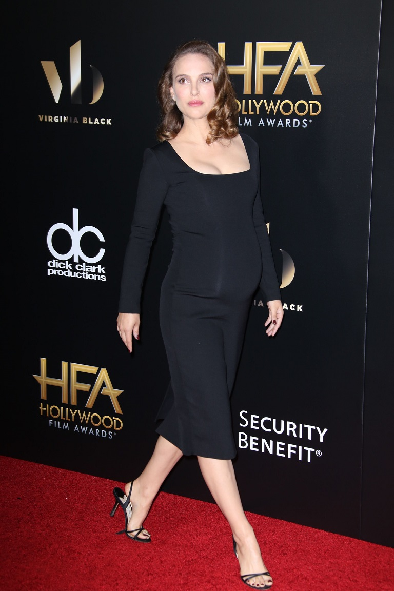 Natalie Portman – 20th Annual Hollywood Awards