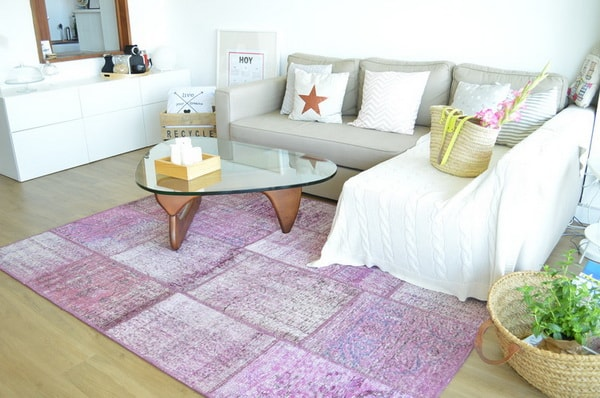 Ideas For Decorating With Carpets 3