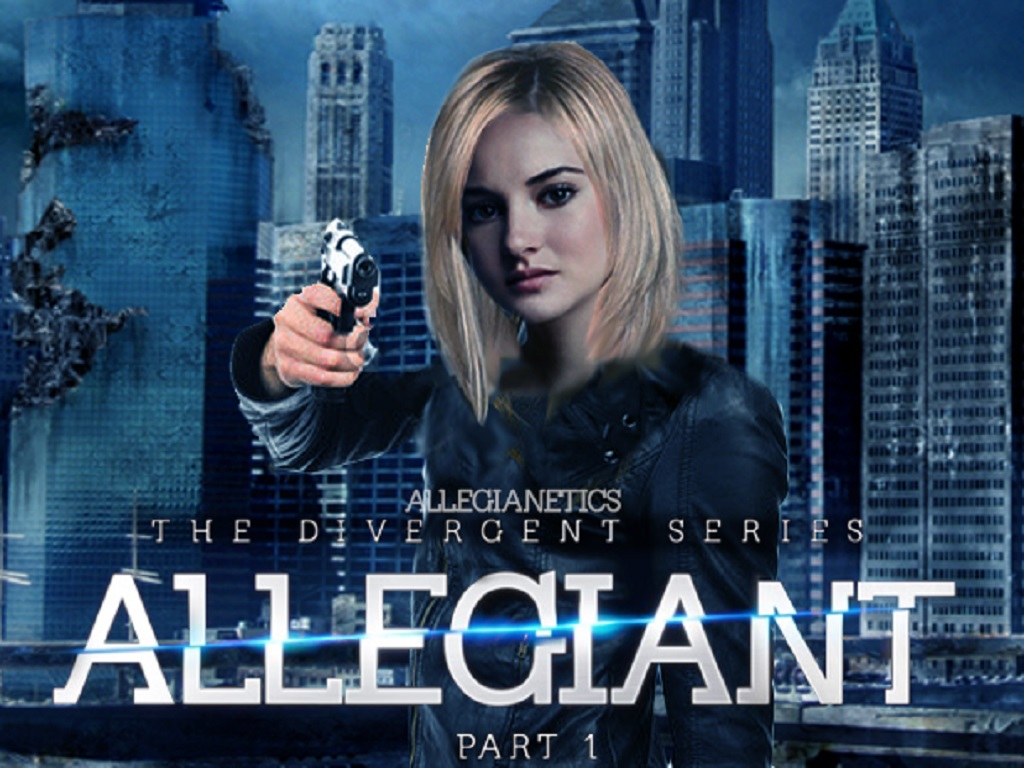 Image Gallery Allegiant 2016 Dvd