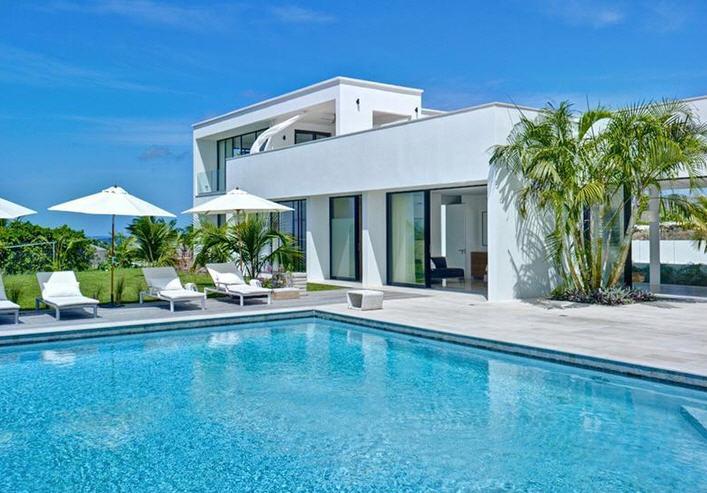 After business - Maison moderne de luxe a vendre ...