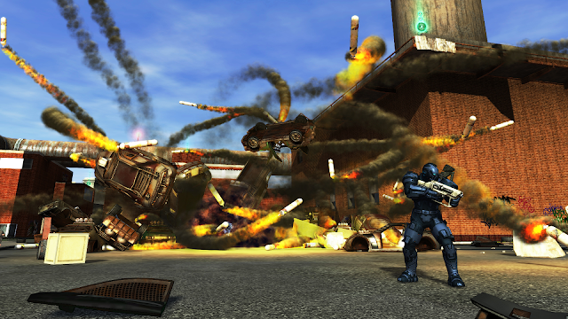 Crackdown 2 - Xbox 360 - Multi5 - Captura 2
