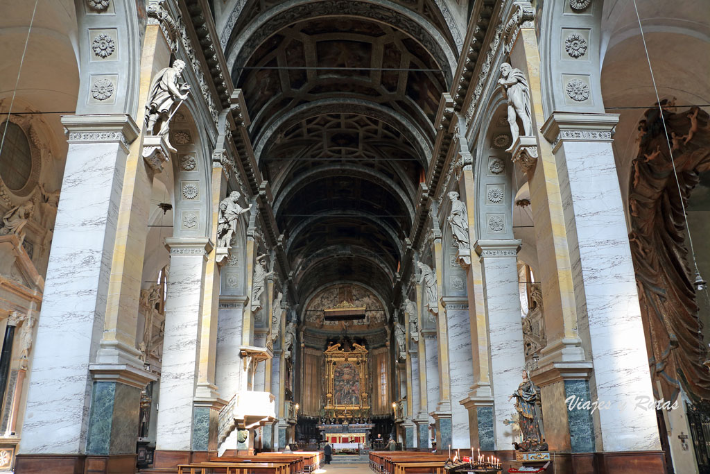 Iglesia de Sant Agostino de Cremona